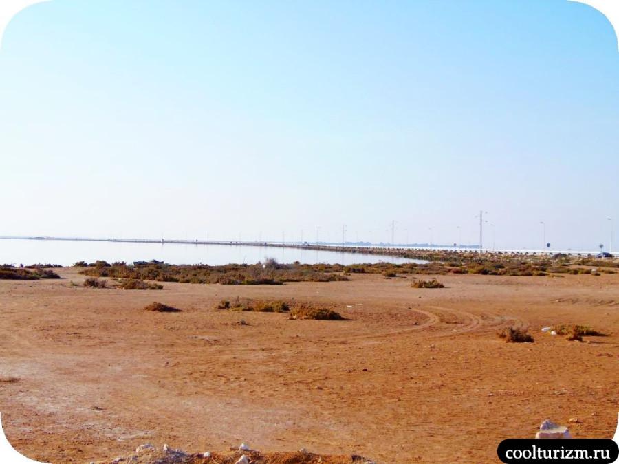 Римская дорога Джерба.Римская дорога Тунис