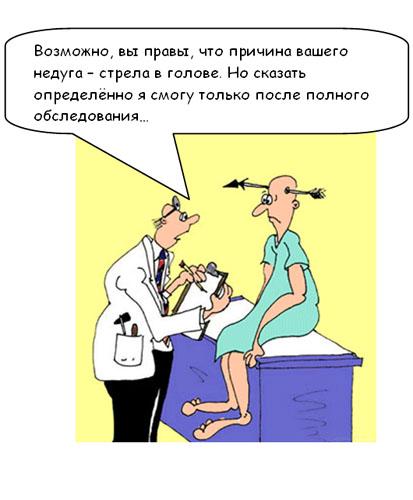чем слушает доктор пациента