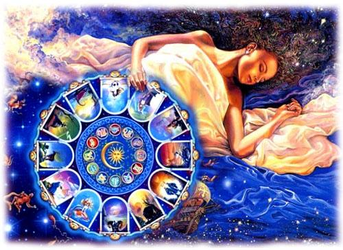 где прячется вдохновение, гороскоп