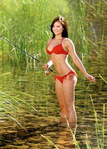 Девушки рыбачки эротика — photo 4