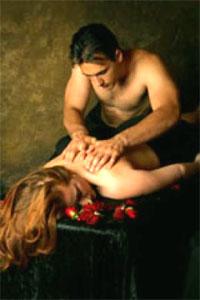 Жена массажиста