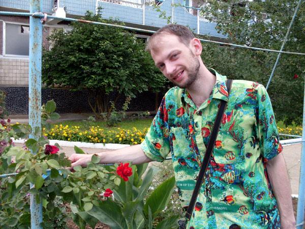 блоггер в Евпатории