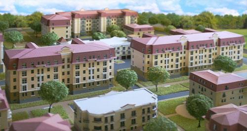 жилой комплекс Константиновское