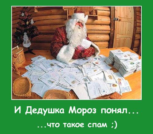 новогодние письма Деду Морозу