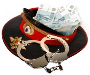 коррупция в МВД