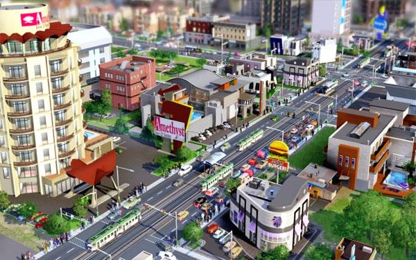 новая игра SimCity 5