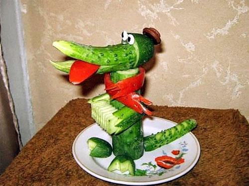 необычное блюдо, кулинарный юмор