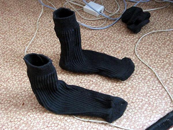 весёлые носки