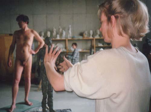 голые натурщицы фото и видео