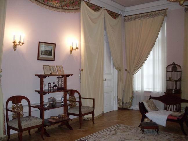 Музей-квартира Пушкина 9