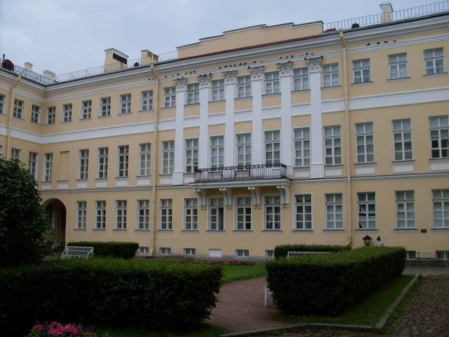 Музей-квартира Пушкина 11