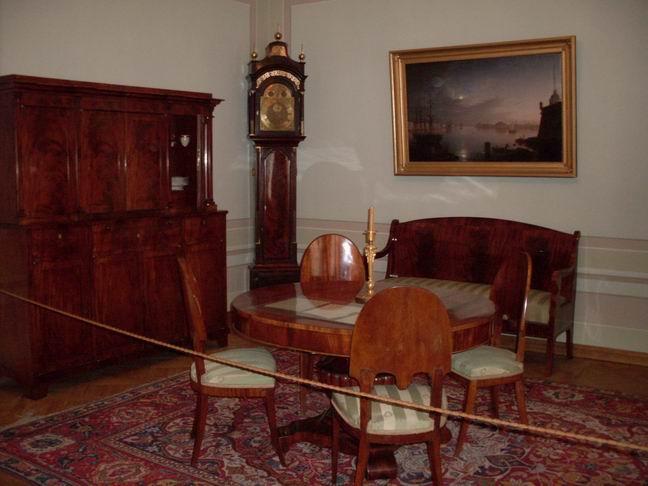 Музей-квартира Пушкина 4