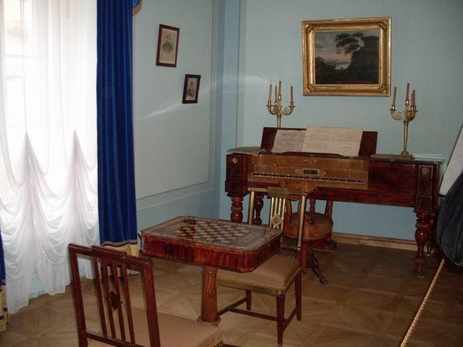 Музей-квартира Пушкина 5