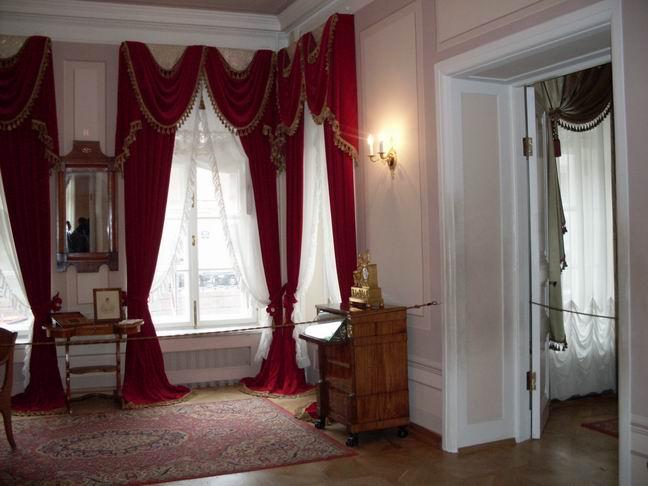 Музей-квартира Пушкина 12