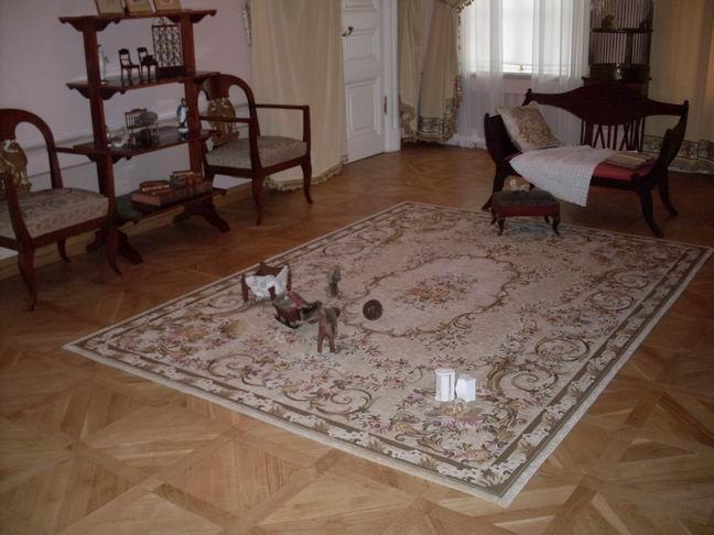Музей-квартира Пушкина 8