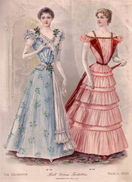 1898 бальные