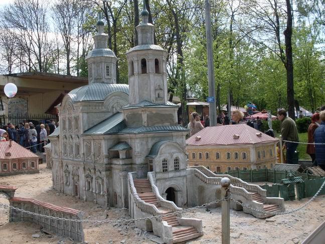 Смоленск макет храма 2