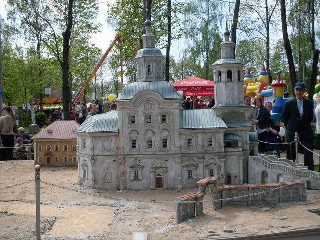 Смоленск макет храма 5