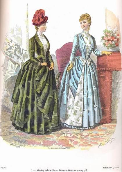 Бальные платья, декабрь 1886 года.jpg