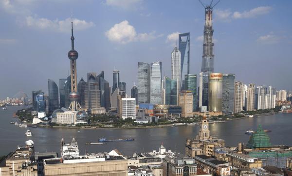 Шанхай за 20 лет-2