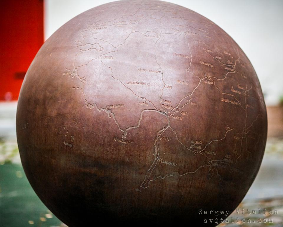 Глобус Эстонии
