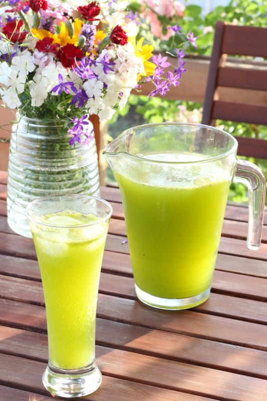sorrel lemonade