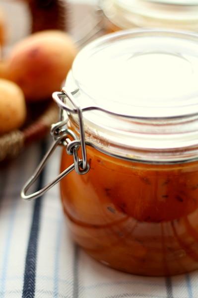 абрикосовый джем с лавандой40