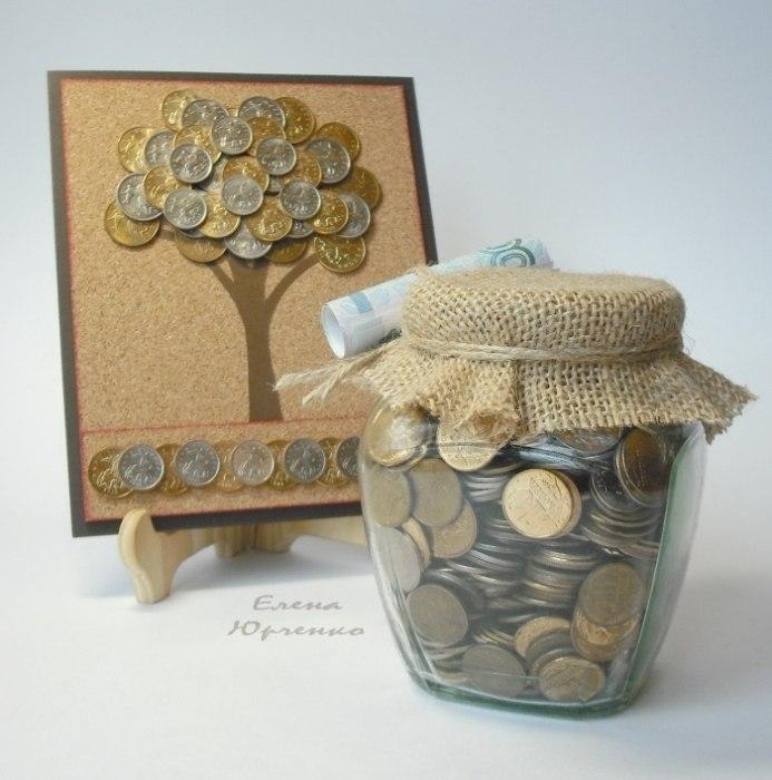 Поделки денег