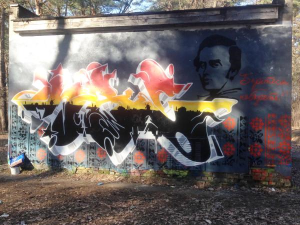 Shevchenko grafity