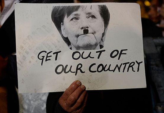 Европа против Германии