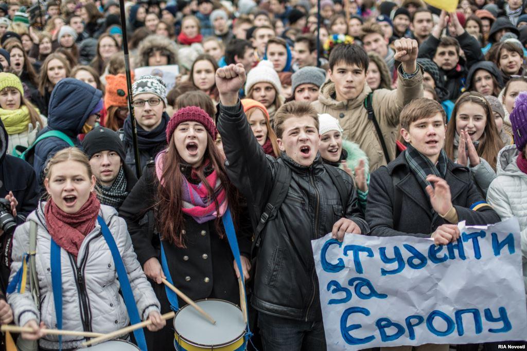 Украина нужна для удара по России