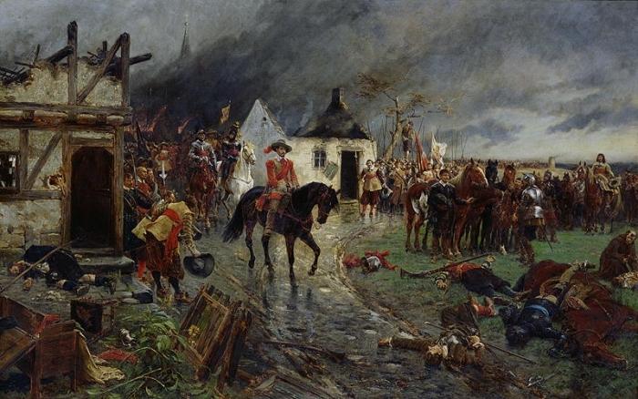 Современность — аналог начала Тридцатилетней войны