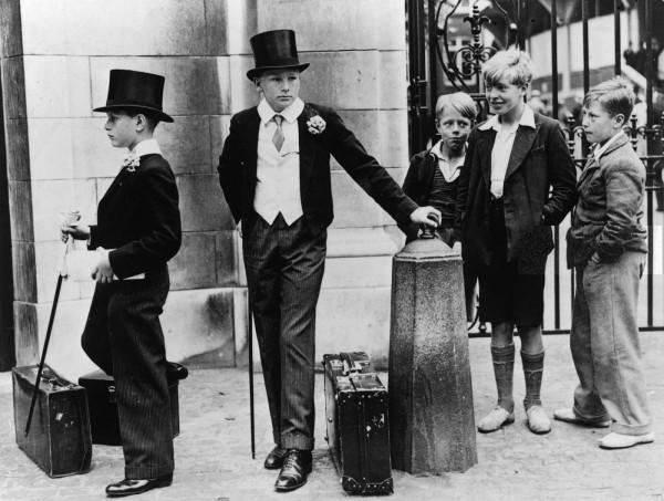 Воспитание британской элиты
