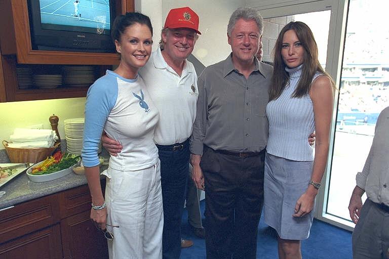 Последние дни американской империи Clinton_Trump_2000_07