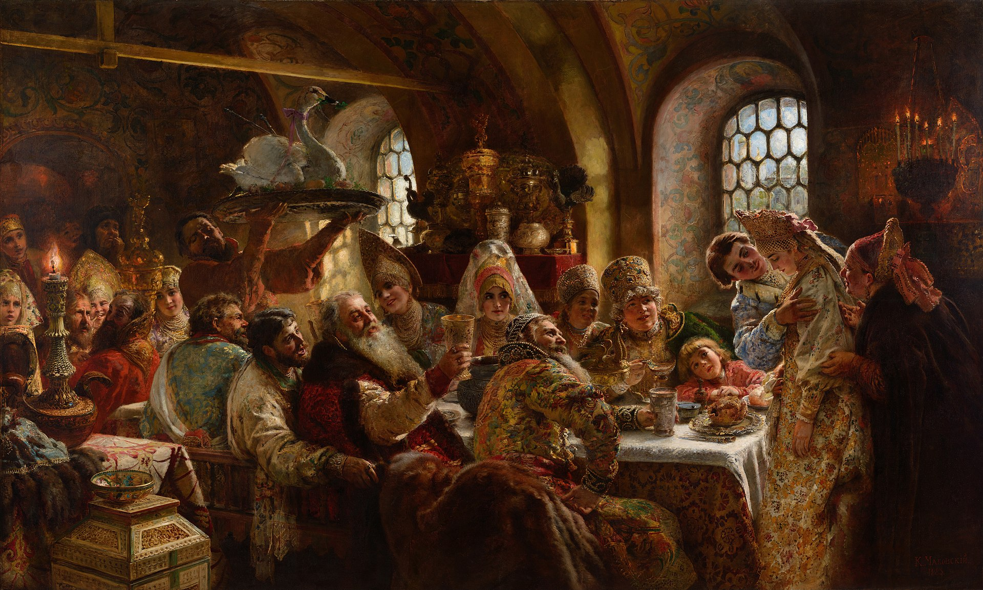 1920px-A_Boyar_Wedding_Feast_(Konstantin_Makovsky,_1883)_Google_Cultural_Institute