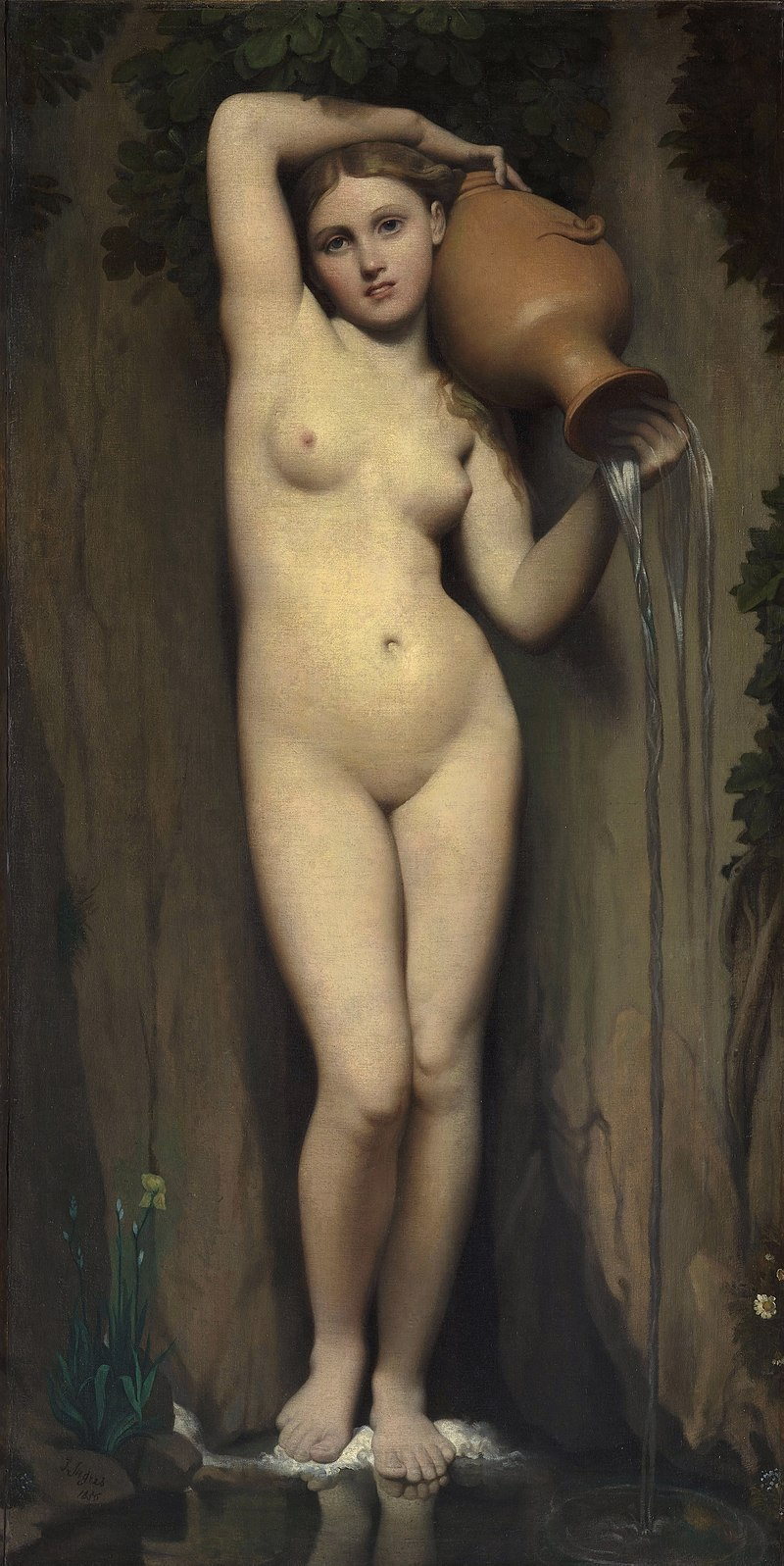 800px-Jean_Auguste_Dominique_Ingres_-_The_Spring_-_Google_Art_Project_2