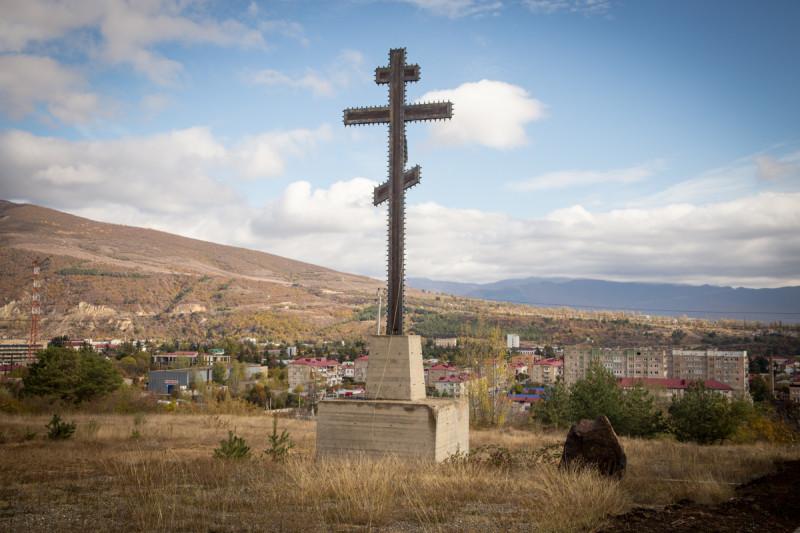 Южная Осетия - октябрь 2020