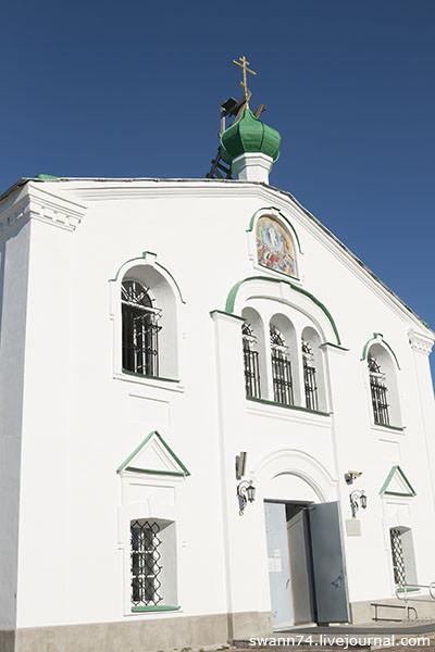 Александро-Свирский монастырь, август 2015 года
