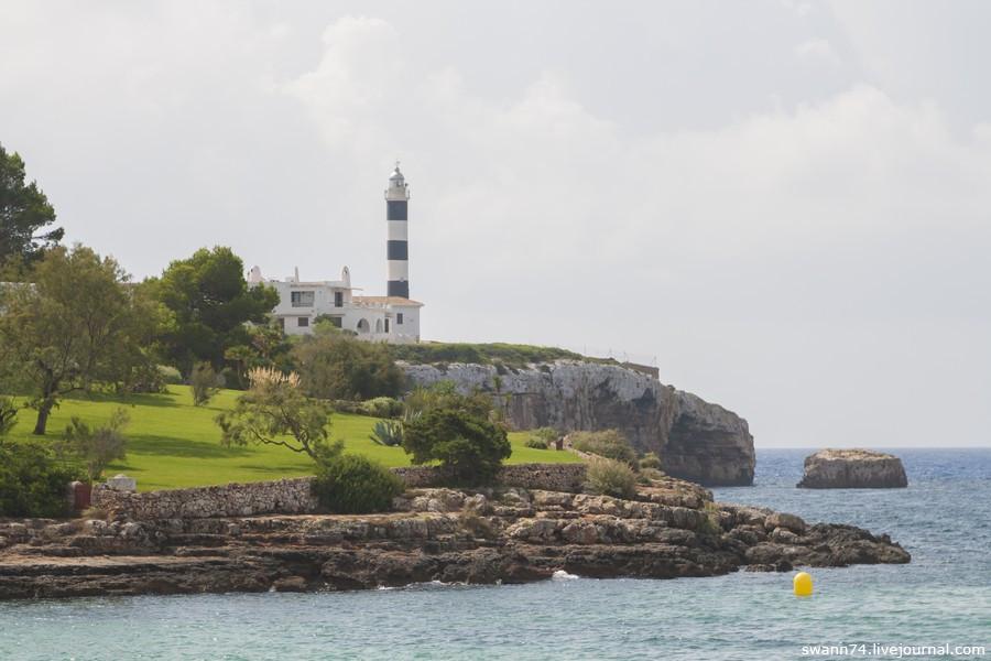 Остров Майорка, сентябрь 2015 года