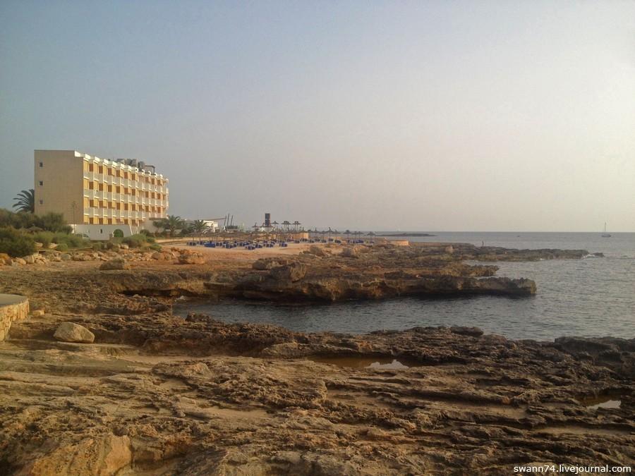 Майорка, пляж Es Trenc
