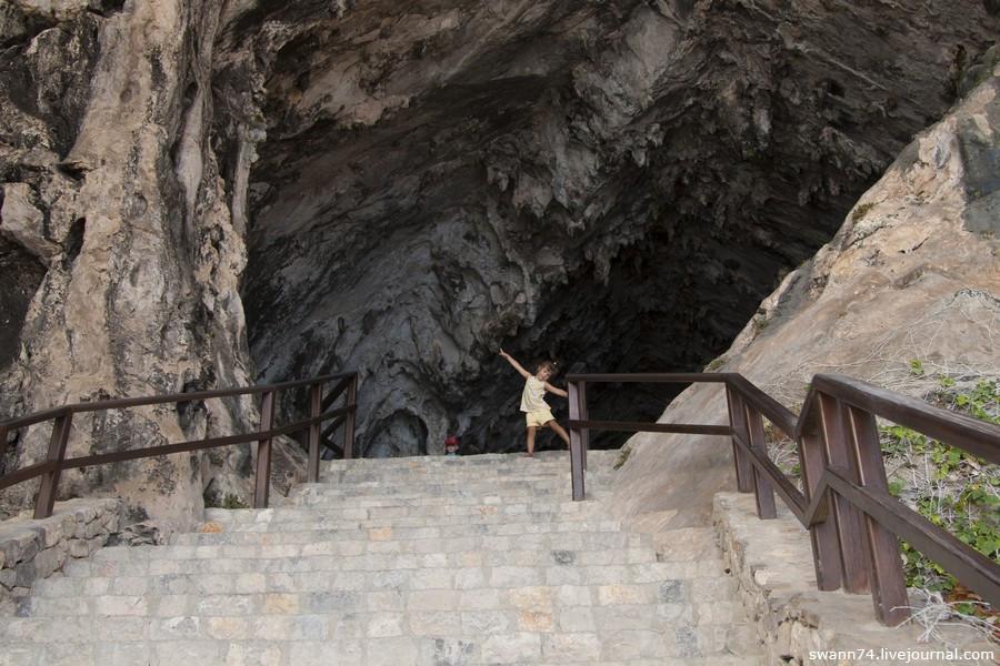 Пещеры Арты, Майорка, сентябрь 2015