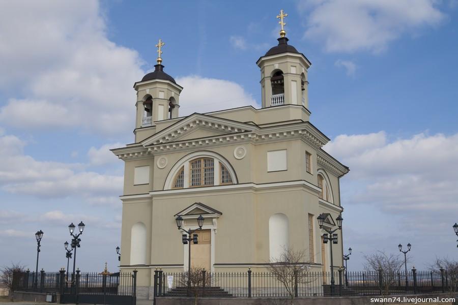 Экспофорум на Пулковских высотах