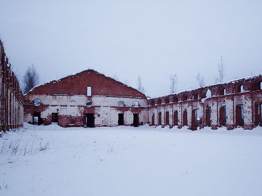 Деревня Селищи, Новгородская область