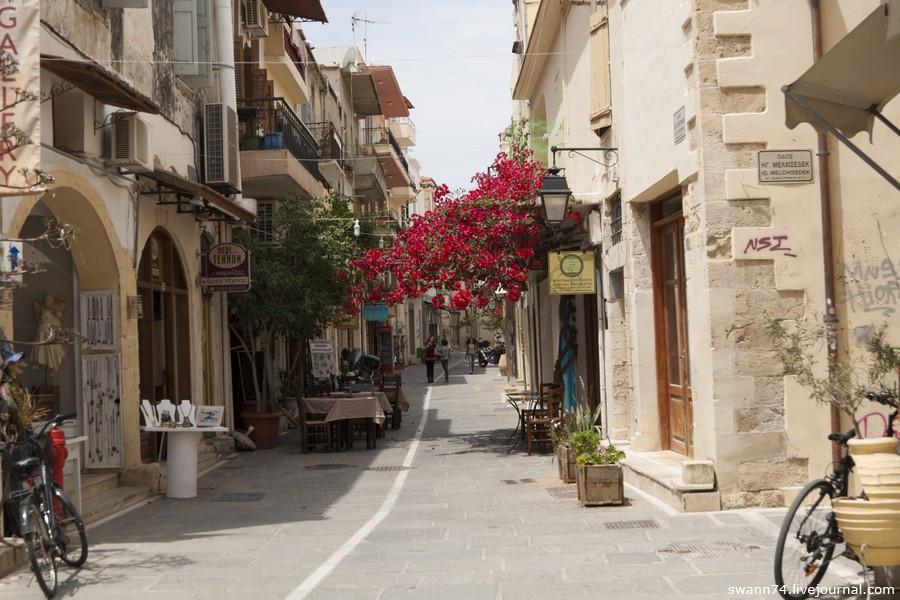 Ретимно, остров Крит