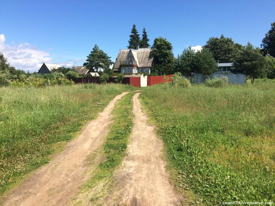 Деревня Наволок, Новгородская область