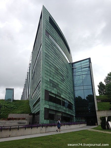 Музей KUMU в Таллине