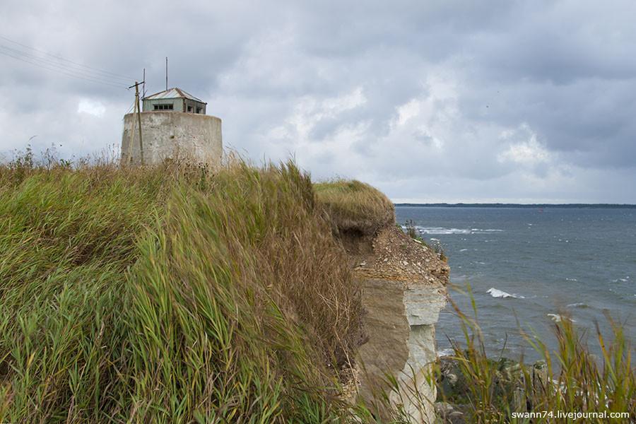 Маяк Пакри, Эстония