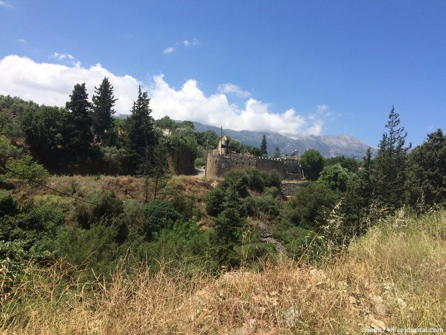 Остров Крит, винодельня Дуракис, май 2016 года