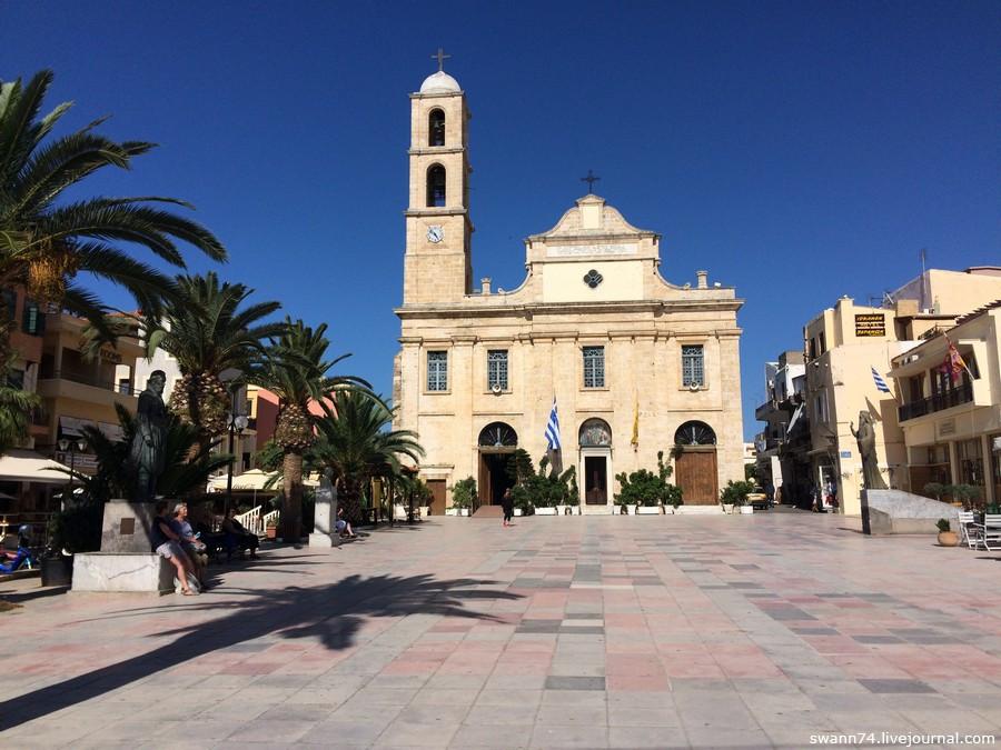 Город Ханья, Крит, Греция