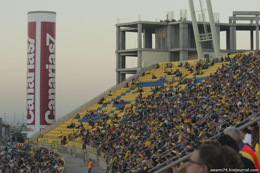 Футбол на Гран-Канарии